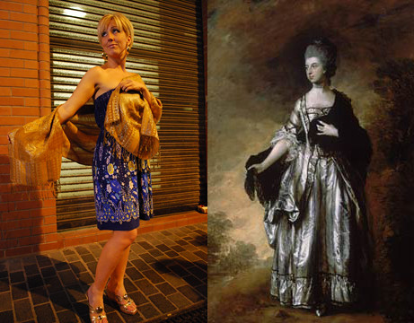 Lisa - Viscountess of Mathew Street