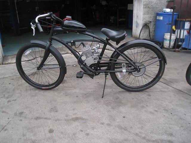 Black Motorized Beach Cruiser  Flickr  Photo Sharing