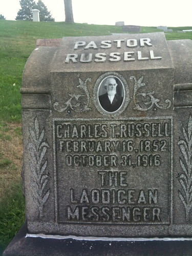 Charles Taze Russell photo
