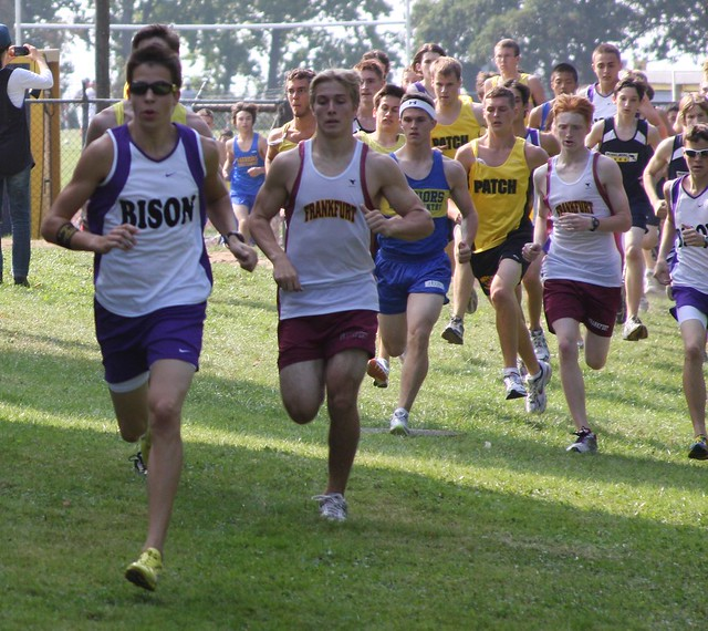 Cross Country Season Opener | The Heidelberg Lions and ...