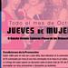 JUEVES DE MUJERES-NUEVO EVENTO EL RANCHO MADRID OCTUBRE