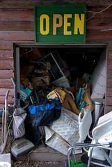 Open Junk
