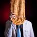Bread man by Beshef