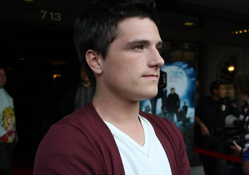 Josh Hutcherson of CIRQUE DU FREAK: VAMPIRE'S ASSISTANT