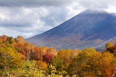Fall on Hachimantai Mountain