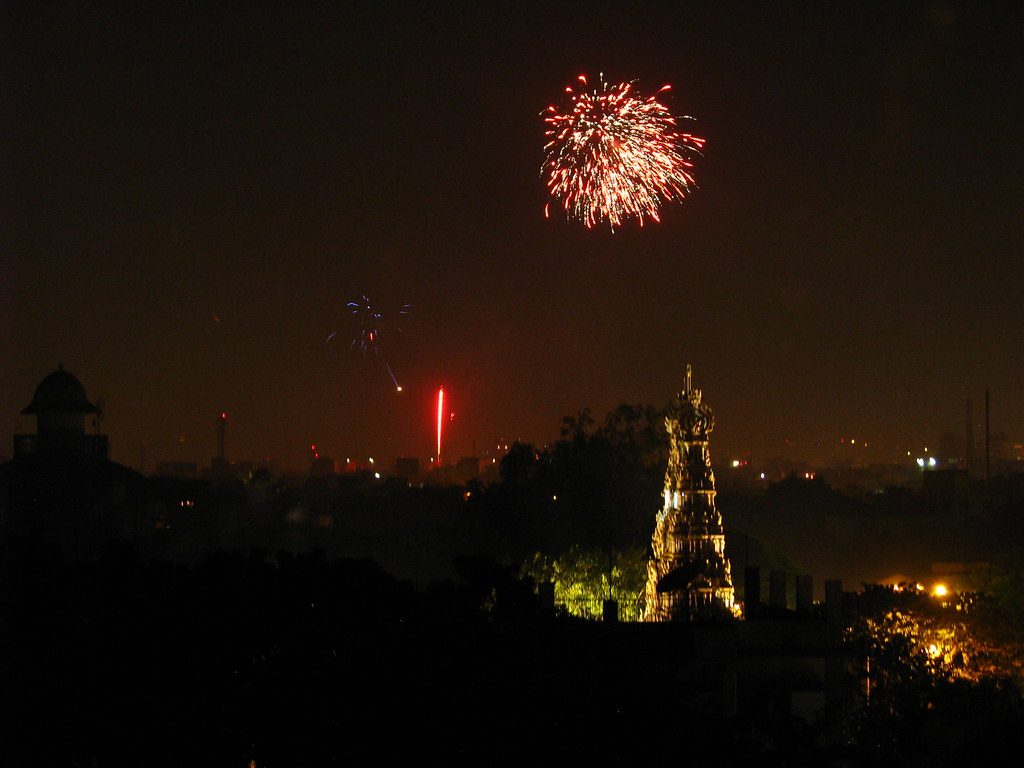 India - Chennai - Diwali 2009 - 07