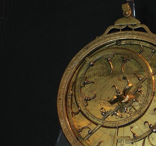 Astrolabio Andalusí (detalle)