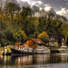 Allington Lock by Anthony Hucks