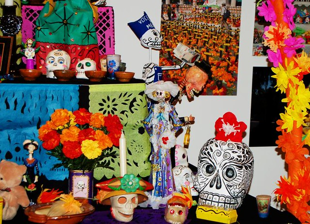 La Catrina dances in Sweden
