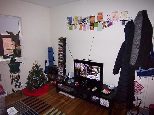 the media setup