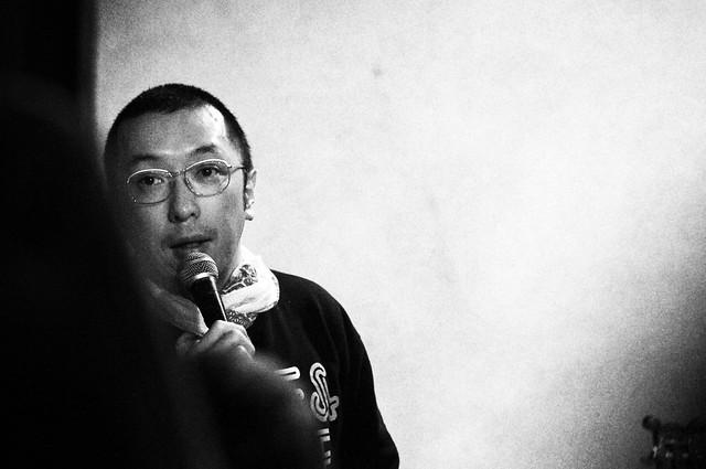 2009-12-29 ハードコア楢山集会「第6回 深沢七郎を偲ぶ宴」甲府「桜座」
