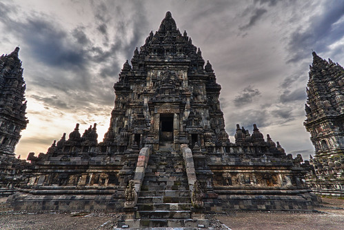 Prambanan - Don't go in there Indy!