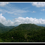 Idukki - known for its Mountainous Hills and Dense Forests.