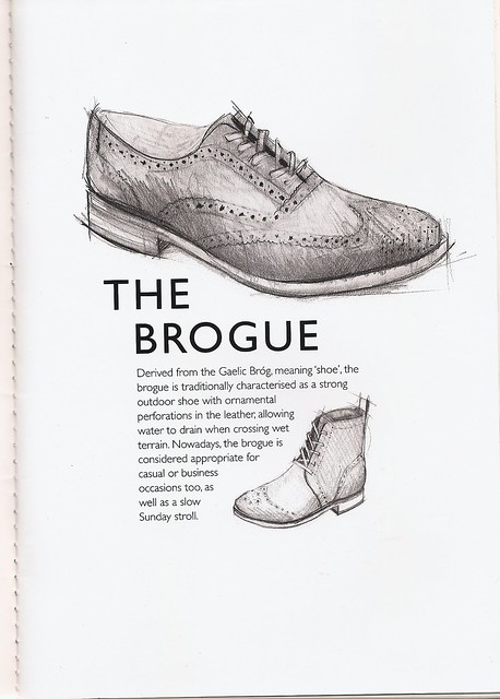 the brogue