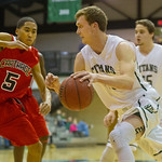 2014-03-21 -- CCIW men's basketball vs. Carthage
