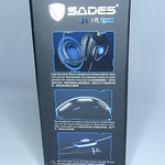 Sades 7.1 canales surround usb wired LED 4