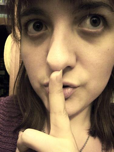 (200/365) Shhhhh