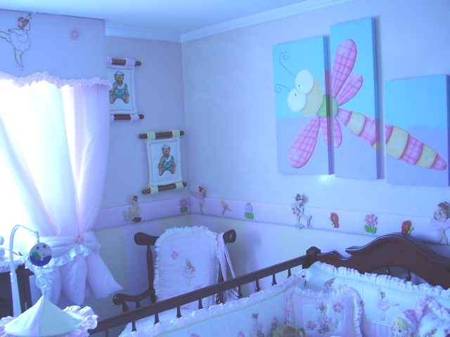 Cuarto de ni a flickr photo sharing for Cuartos decorados para bebes