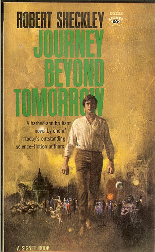 Journey Beyond Tomorrow - Robert Sheckley