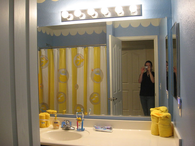 Rubber Ducky Bathroom