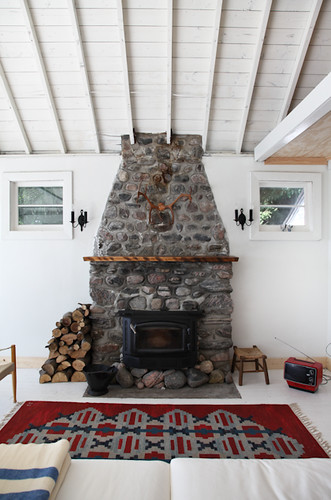 Cottage Fireplace Flickr Photo Sharing