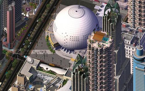 Sim City 4 Arena