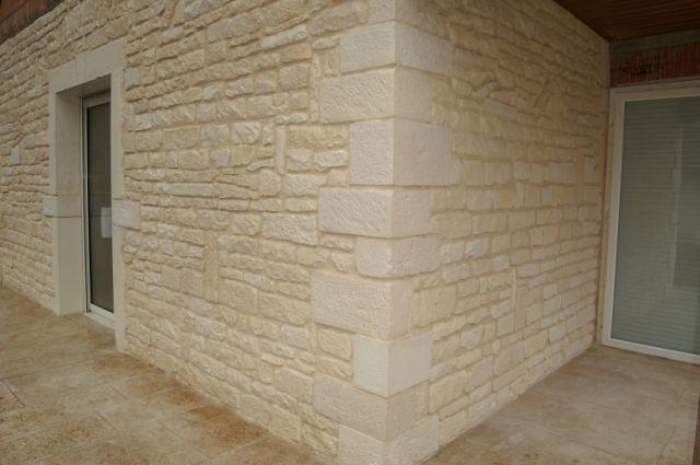 Parement en pierre reconstitu e diff rent exemple de dalla flickr phot - Corniche en pierre reconstituee ...