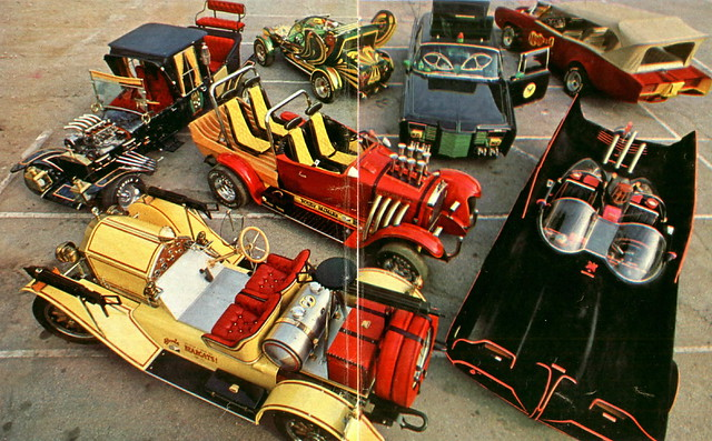 George Barris, Legendary Car Customizer and Batmobile