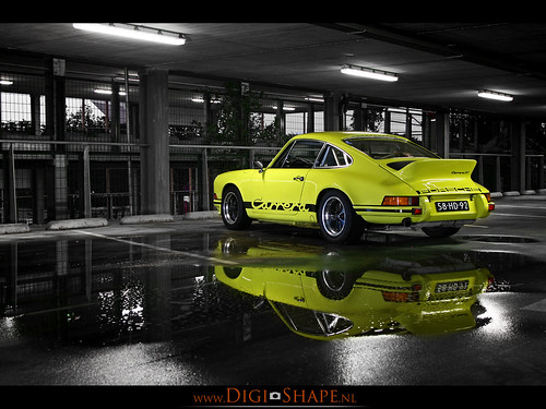 Carrera RS 2.7 Shoot