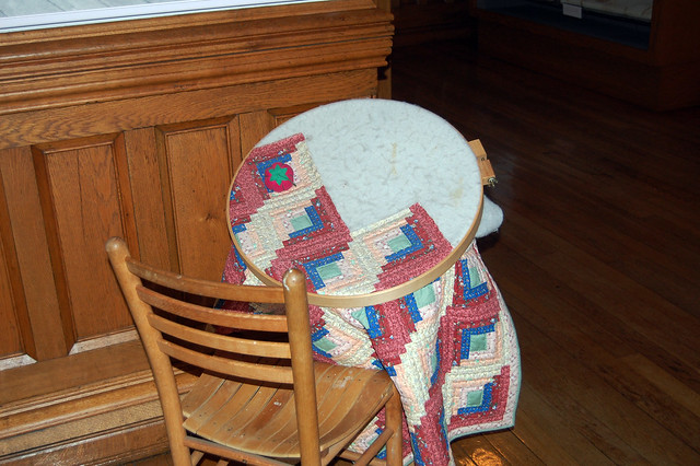 Quilting has long been a part of American history.
