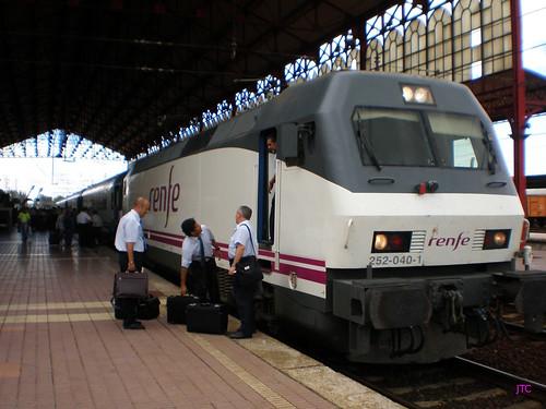 galicia train
