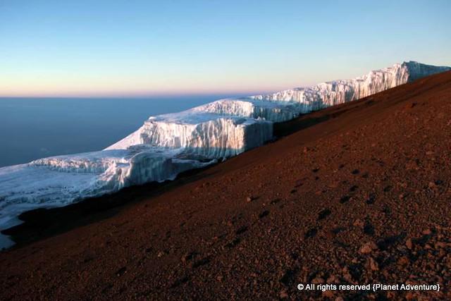 Glacier - Kilimanjaro
