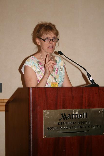 Carol Tyler @ Ignatz Awards