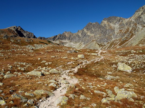 Rugged Trail ~ High Tatras, Slovakia