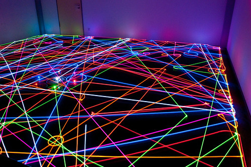 IBR Roomba Swarm in the Dark V