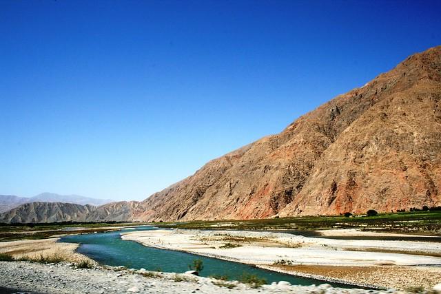 Samangan river
