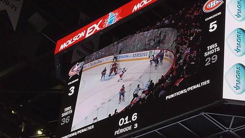 Hockey VIDEO Columbus Blue Jackets vs Montreal Canadiens Montreal 24 Nov 2009
