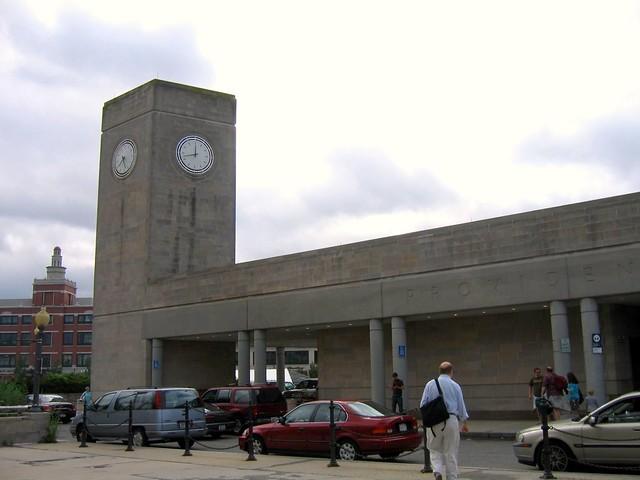 Providence Station
