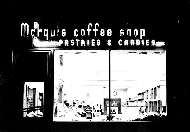 Marquis Coffee Shop