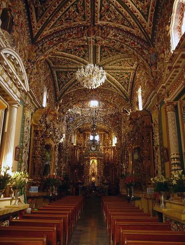M17 Iglesia de Tonantzintla