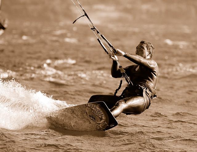 Surf sepia