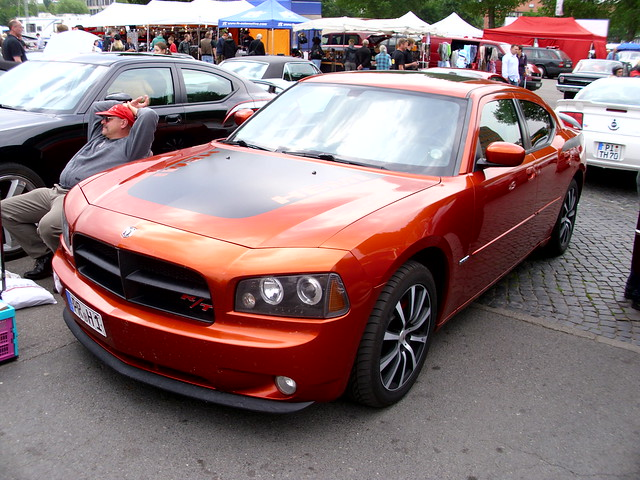 Dodge Charger Daytona R T 2009 1 A Photo On Flickriver