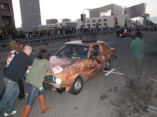 flesh car