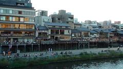 Kawadoko decks, Kyoto
