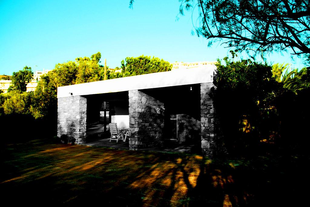 Σπίτι στην Ανάβυσσο - Ελληνική αρχιτεκτονική - Άρης Κωνσταντινίδης
