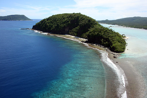 Namu'a Island - Samoa