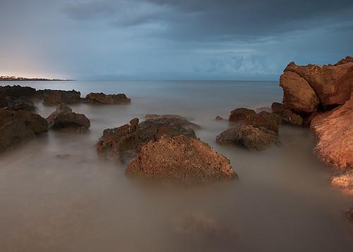 playa flamenca III