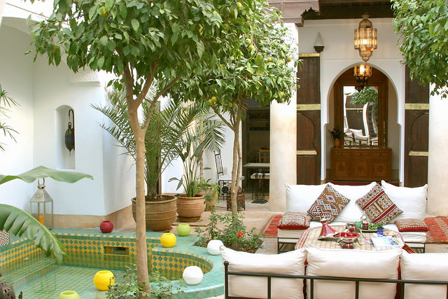 Riad Karmela Marrakech Morocco
