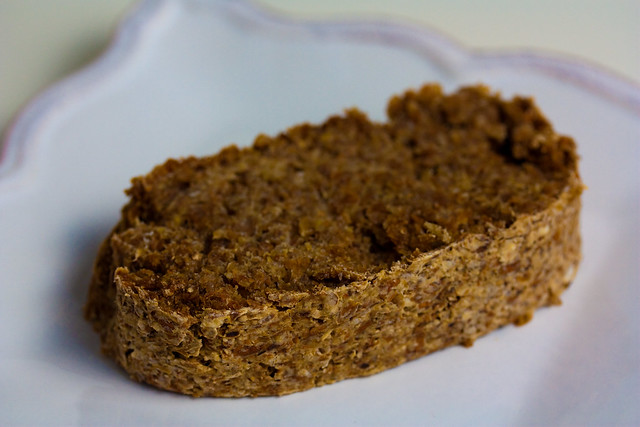 Whole Rye Manna Bread