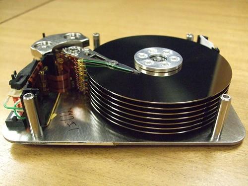 Old hard drive